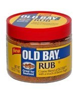 Old Bay, Dry Seafood Rub, 3.8oz Jar (Pack of 3) - £80.89 GBP