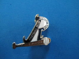 SASKATOON REMPEL BROTHERS Fastball Club Lapel Pin Tie Tac Pin Hat Pin BA... - $6.95