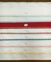 Zweigart Stitch Band 7325 Fabric Banding Needlework Cross Stitch Waves 8... - $6.90