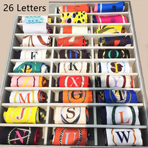 26 Letters Scarf New Design Print Women Silk Scarf 2018 Fashion Head Sca... - $4.00
