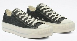 Converse Chuck Taylor All S Digital Power Platform Ox, 571083C Multi Sizes Black - $89.95