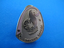 SYNCHRO CANADA Lapel Pin Tie Tac Pin Hat Pin SYNCHRONIZED SWIMMING Silkie 5 - $6.95