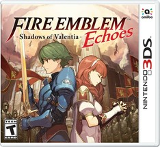 Fire Emblem Echoes: Shadows of Valentia - Nintendo 3DS NEW! - $39.59