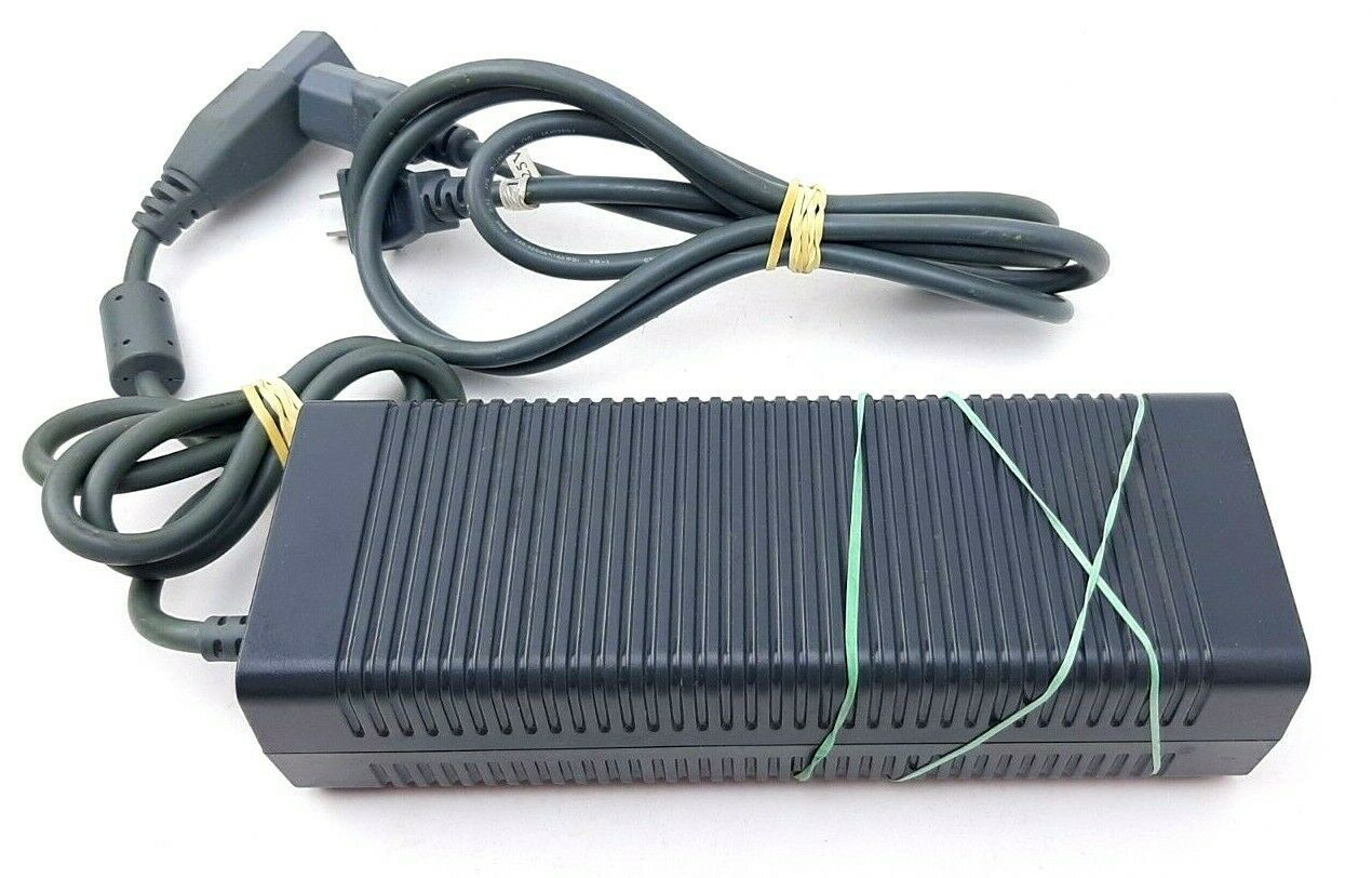 Microsoft Xbox 360 175W AC Power Supply Adapter Official/Original/OEM - $18.57