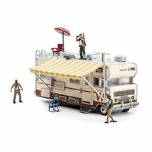 McFarlane Toys Construction Sets- The Walking Dead TV Dale's RV Set - $32.52