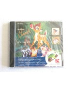 Bambie Picture Cd ! Sampler ! SEALED NEW Disney 1996 3Songs Hunchback Ma... - $7.59