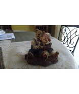 """20#L  Autographed Boyd's Bears Bearstone Collection """"Come Live With Me a... - $21.76"""