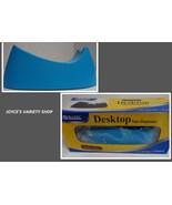 Bazic Office Tape Dispenser NIB Desktop Heavy Duty Blue - $12.99