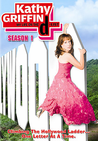 Kathy Griffin: My Life on the D List Season One DVD 2007 2-Disc Set