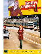 Kathy Griffin My Life on the D-List: The Complete Season 2 DVD 2010  - $29.95