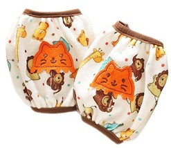 Set of Two Baby Sleeves Arm/Foot Covers Baby Clothes Accessories -Lion - $17.78