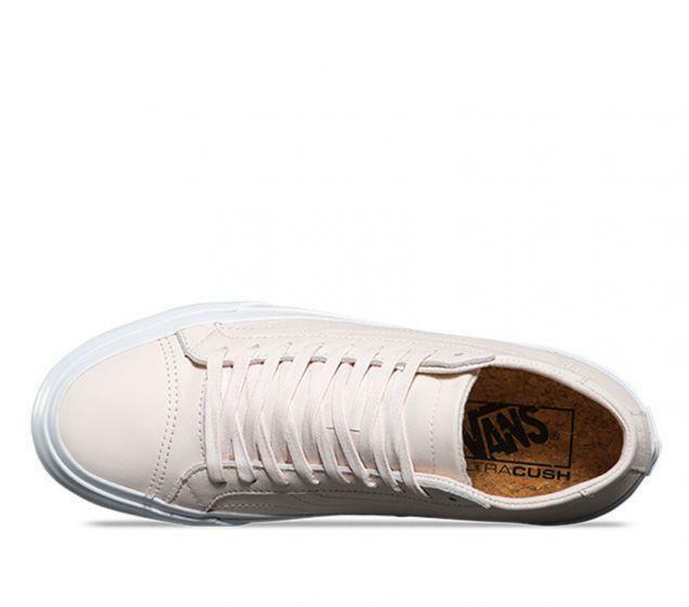 VANS Court Mid DX (Leather) Delicacy Pink Skate Shoes UltraCush WOMEN'S 7 image 4