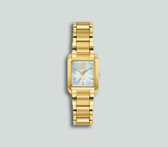 Citizen Eco-Drive EW5552-53D Bianca Gold Tone Stainless Steel MOP Dial Watch - $224.42
