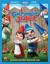 Disney  Gnomeo & Juliet (Two-Disc Blu-ray/DVD Combo) (2011)