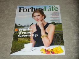 Forbes Life Ivanka Trump; Mark Cuban; Brunello Cucinelli; Vintage Cars 2013 NF - $12.99