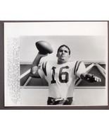 1967 UCLA Bruins Gary Beban Heisman Trophy Winner UPI Wire Photo - $24.65
