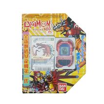 Bandai Asia Digimon Pendulum Digivice Neo Version 2 Red Digital Monster VPet  - $171.00