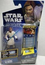Hasbro Obi Wan Kenobi Star Wars The Saga Collection Action Figure CW40 D9 - $49.99