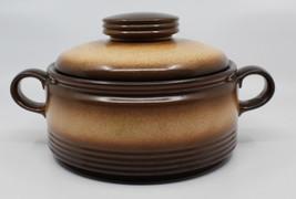 Winterling Pfalzkeramik Hartsteingut Sahara Brown Tureen  Lid Made in Ge... - $91.69
