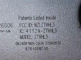 Lexus Toyota RearView Mirror w/ Auto Dim Homelink Compass 87810-0w230 image 3