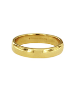 Tiffany & Co. Classic Band 4mm Wide 18k Vintage Ring - $780.00