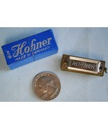 Miniature Hohner Harmonica made in Germany from... - $24.70