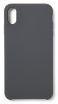 heyday Silicone Gray Phone Case for Apple iPhone XS Max Grey DL8016 NEW