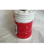 Coca-Cola 75th Anniversary Santa Boot Cookie Jar  - $29.99