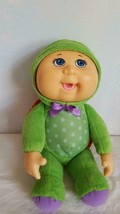 """9.5""""CPK Cabbage Patch Kids Perry Turtle Doll,Cuties Forest Friends,Plush,Green, - $14.84"""