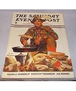 Saturday Evening Post Magazine Complete November 10 1934 J.F. Kernan Cover - $12.95