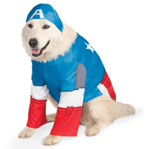 Marvel Universe Captain America Big Dog Boutique, XX-Large - $62.68