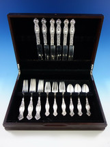 Frontenac by International Sterling Silver Flatware Service For 6 Set 24 Pieces - $2,495.00