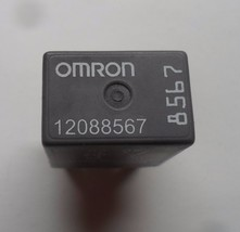 Usa Seller Gm Omron Relay 12088567 1 Year Warranty Tested Oem Free Shipping GM7 - $5.95