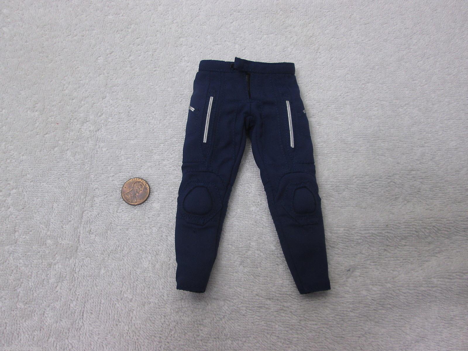 Hot Toys Avengers Captain America Uniform Pants 1/6th Scale MMS 174