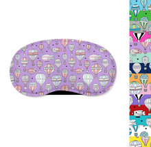 Hot Air Balloons  & Zeppelin Sleeping Mask - €14,09 EUR+