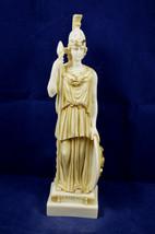 Goddess Athena statue ancient Greek Goddess of ... - $37.99
