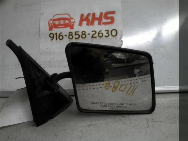 Primary image for Passenger Side View Mirror Manual Black Fits 83-94 BLAZER S10/JIMMY S15 234815