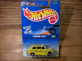Hot Wheels London Taxi #619 - $4.95