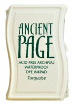 Ancient Page Mini Ink Pads, You Choose! image 6