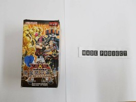"YUGIOH CARDS ""YUMA2 DUELIST PACK"" BOOSTER BOX / Korean Ver Official - $23.36"