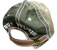 True Religion Men's Premium Vintage Distressed Buddha Trucker Hat Cap TR1101 image 9