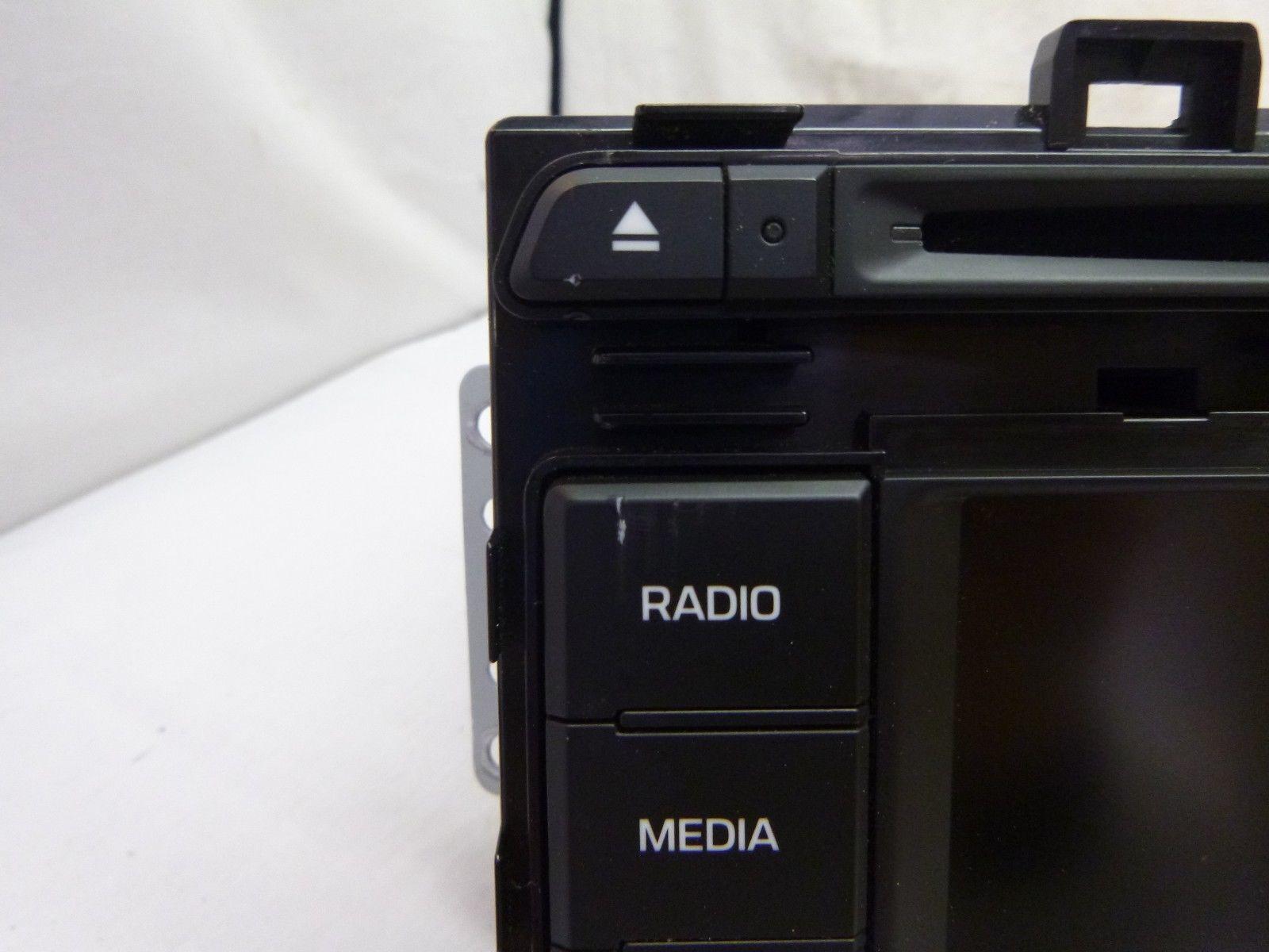 2015 15 Hyundai Sonata Radio Cd Player 96180-C20004X CJ1913