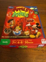 Mattel DISNEY Apples to Apples Card game Mickey Brand NEW - $11.88