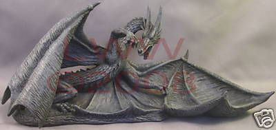 Dragon Wing Incense Burner Cone & Stick Wicca Pagan
