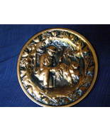 Copper wall plaque Coppercraft Guild - $4.99
