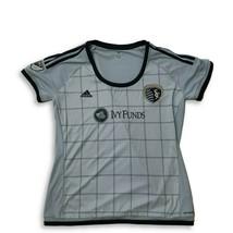 New Sporting Kansas City KC adidas Women's Primary Replica Large Jersey - $41.05