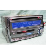 Pioneer Carrozzeria FH-P510MDzz MP3 / Mdlp 2DIN CD & Md Reproductor - $247.68
