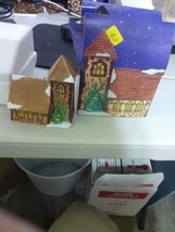 "Dept 56 Classic Ornament Series - ""Dickens Village Church"" - 1985 - $6.43"