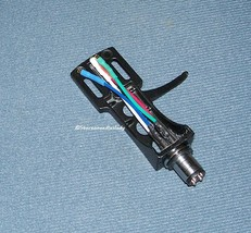 UNIVERSAL TURNTABLE 4-PIN FOUR-PIN HEADSHELL CONNECTOR CARTRIDGE MOUNT image 2