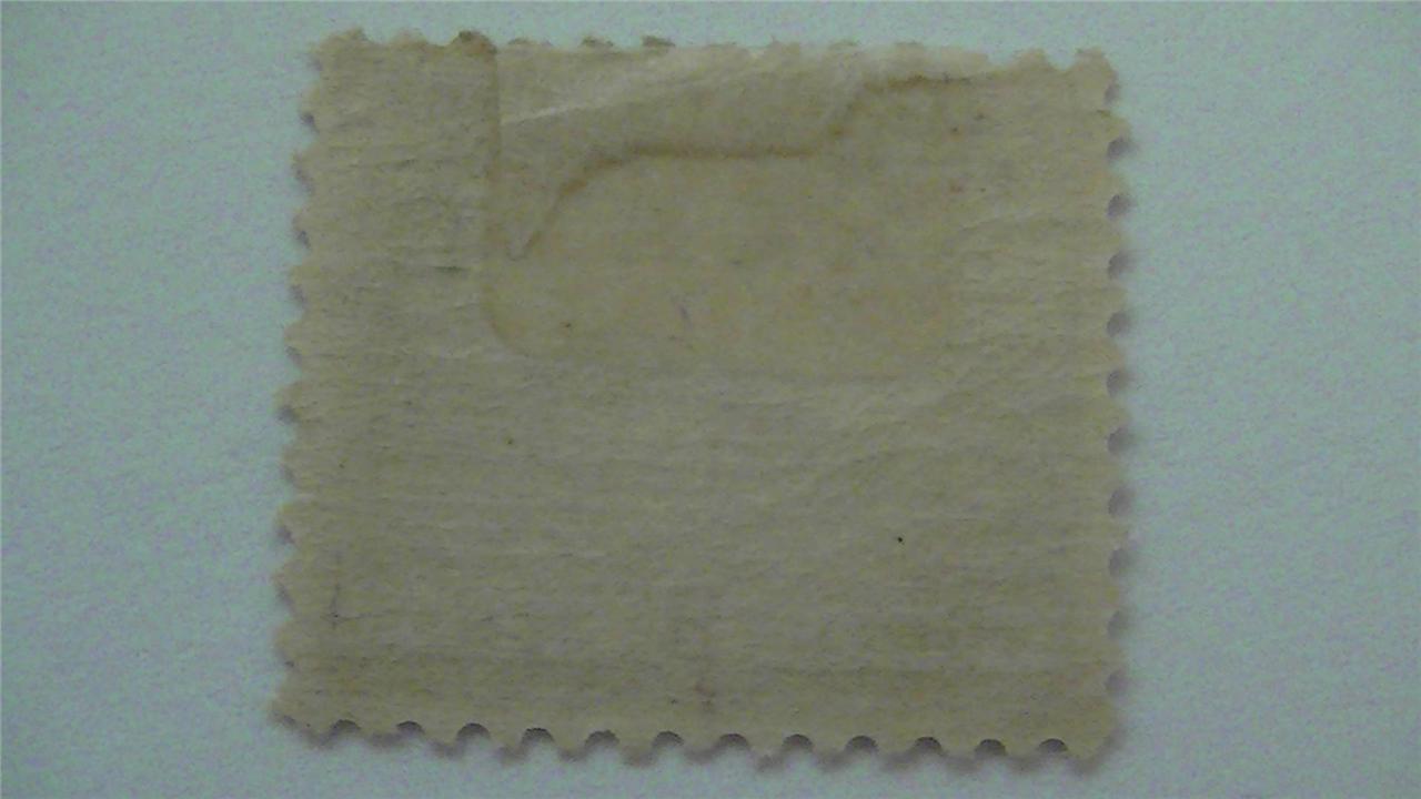 Old Washington Headquarters Purple Vintage USA Mint Hinged 3 Cent Stamp